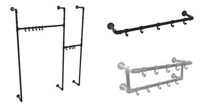 DIY Bausätze - Garderobenständern