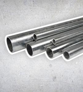 Stahlrohr rund auf Mass