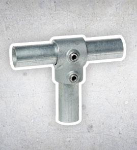 rohrverbinder stahl durchmesser 48.3-mm