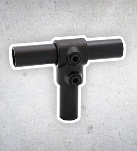 rohrverbinder schwarz durchmesser 26.9-mm
