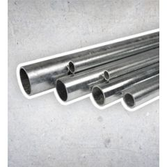 Stahlrohr Verzinkt - 26.9 mm