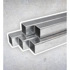 Vierkantrohr Verzinkt - 40x40 mm