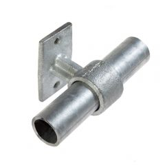 Buiskoppeling - Leunongdrager - 21,3 mm
