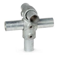 Buiskoppeling - Combinatie Koppeling - 42,4mm